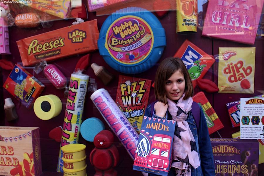 Hardy's London Sweet shop