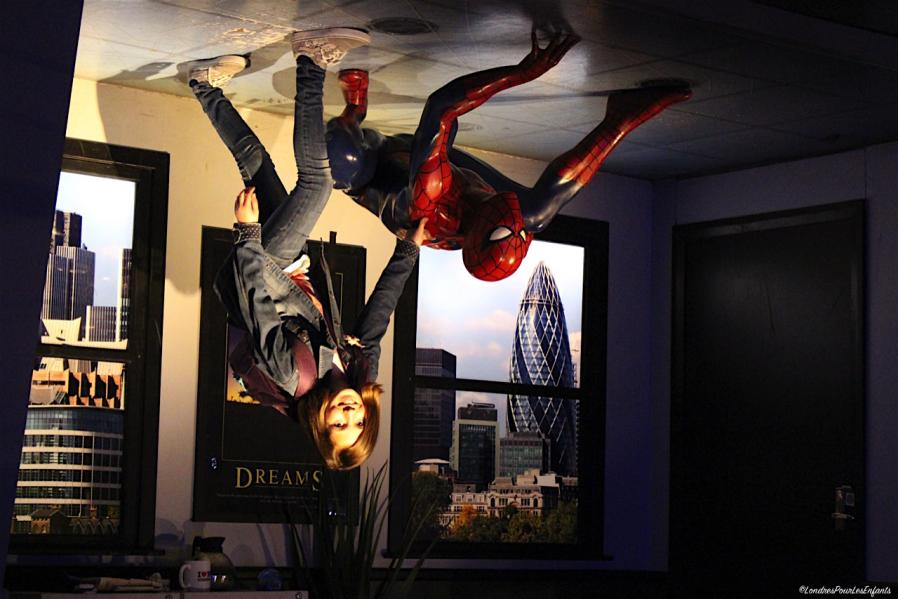 Madame Tussauds London Marvel
