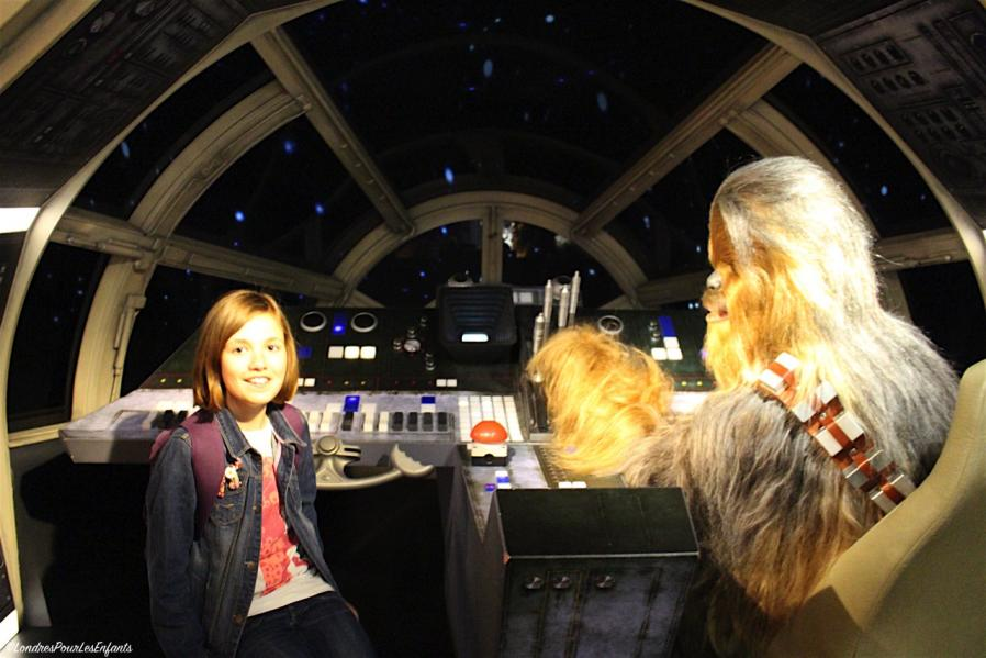 Madame Tussauds Star Wars Experience
