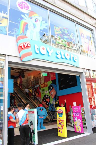 The Toy Store