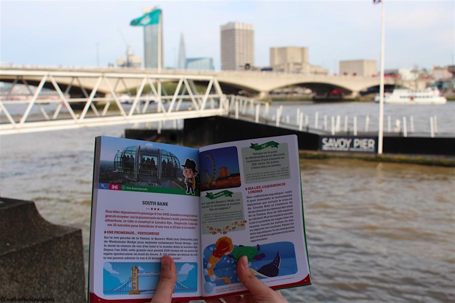 Les Petits Explorateurs à Londres