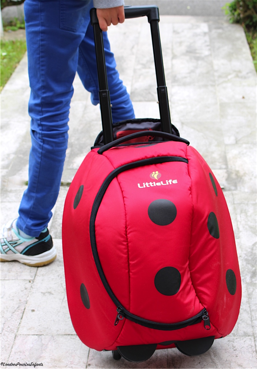test valise LittleLife