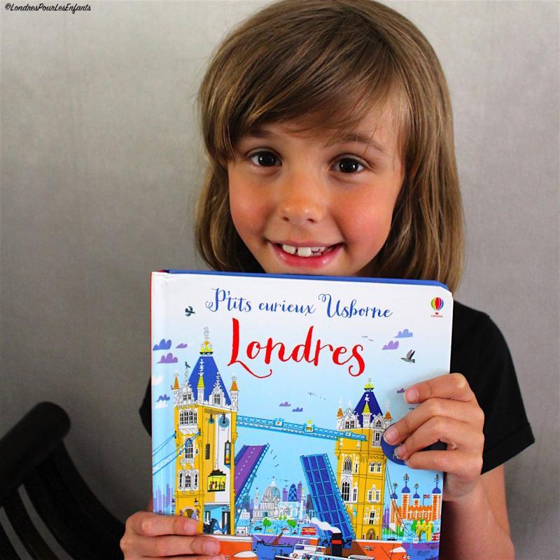 Les Petits Curieux : Londres