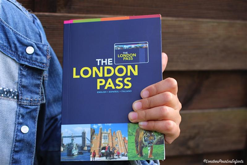 London Pass for Kids!