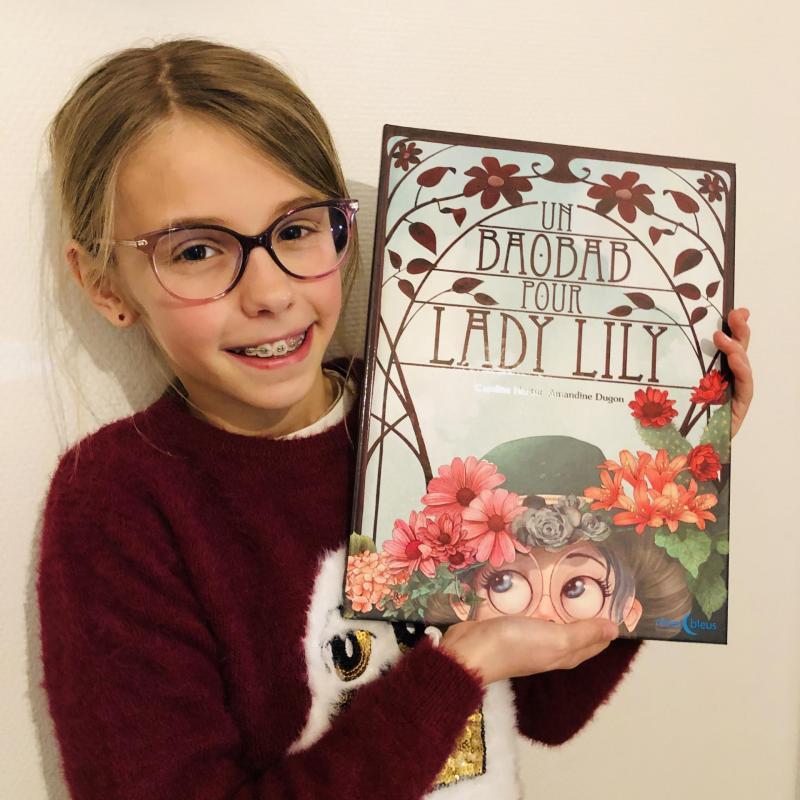 Week-end lecture #196 : Un Baobab pour Lady Lily