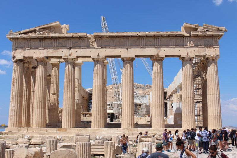 Acropole, Athènes ©Mary Leviandier
