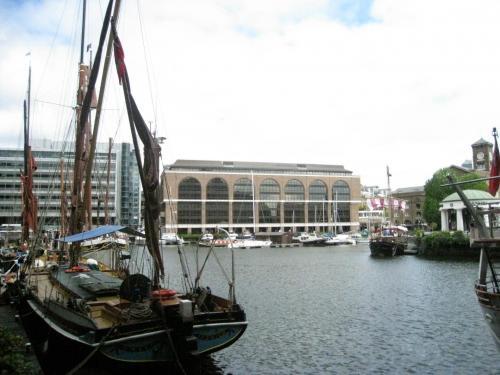 St Katherine's Dock London