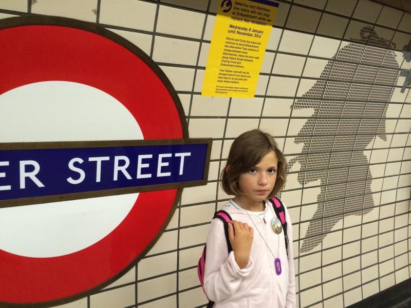 Sherlock Holmes à Londres