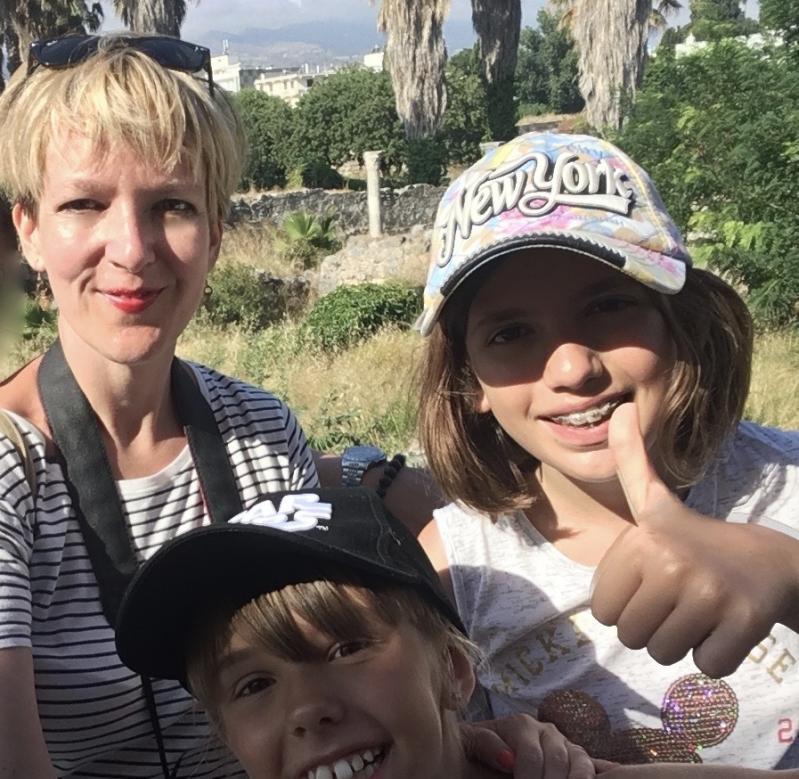 Kos Island avec les enfants