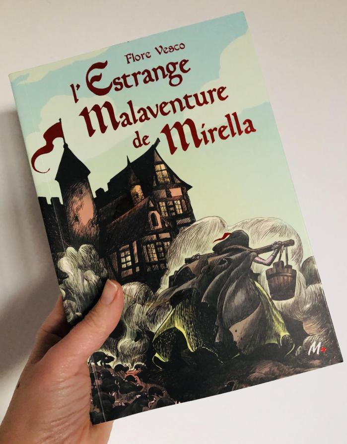 Week-end lecture #197 : L'Estrange malaventure de Mirella