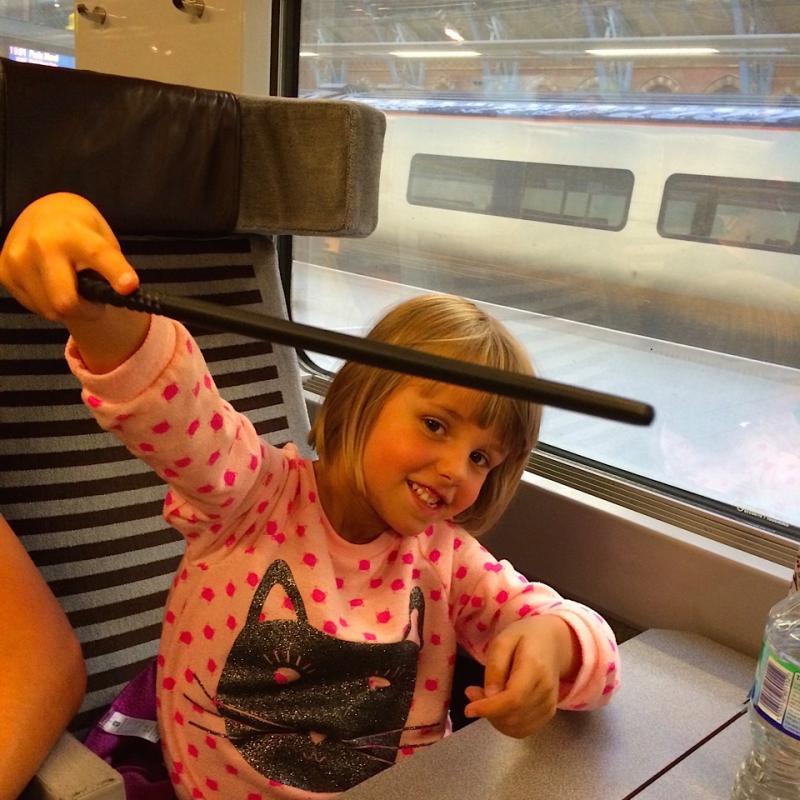 Poulard Express! Harry Potter in London