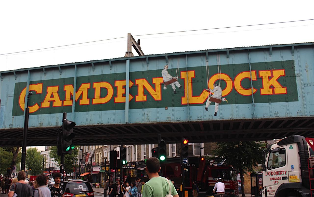 Balade à Camden