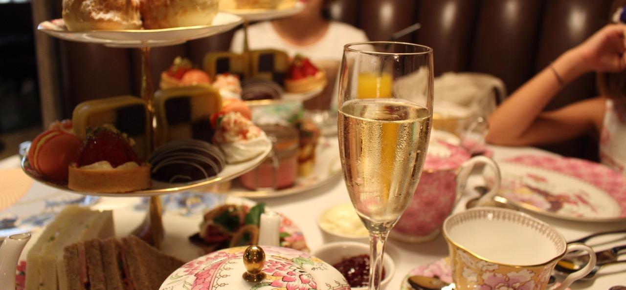 un petit afternoon tea ?