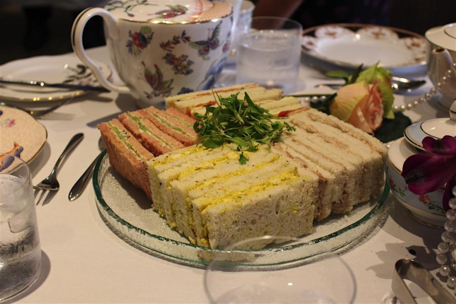 afternoon tea in Wonderland at Taj 51 : review