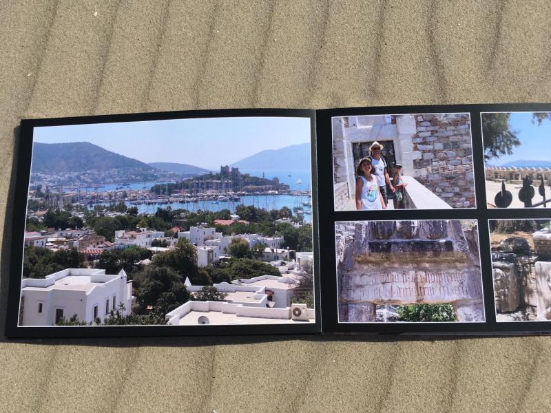 Nos photos dans un joli livre avec Smartphoto