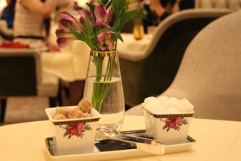Afternoon tea at The Langham