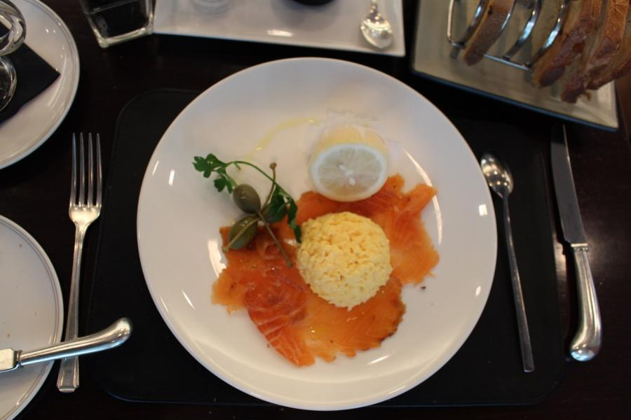 Island Grill London review