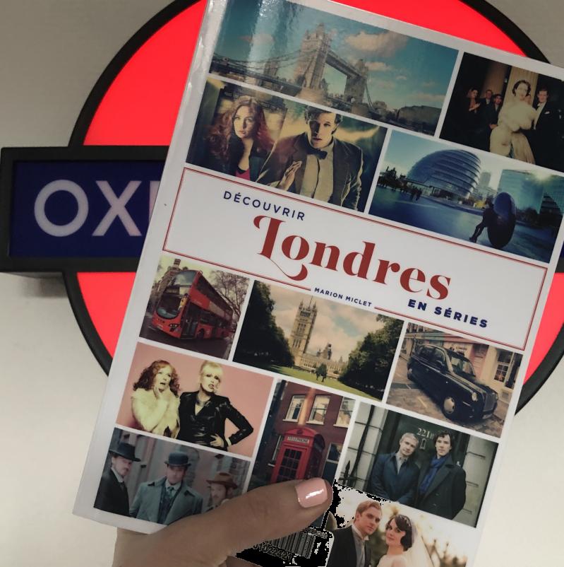 Week-end lecture #202 : Découvrir Londres en Séries