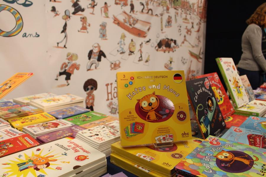 ABC melody Salon du Livre Jeunesse