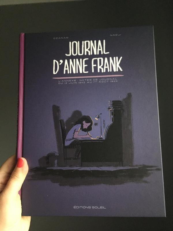 Week-end lecture #153 :  Le Journal D'Anne Franck