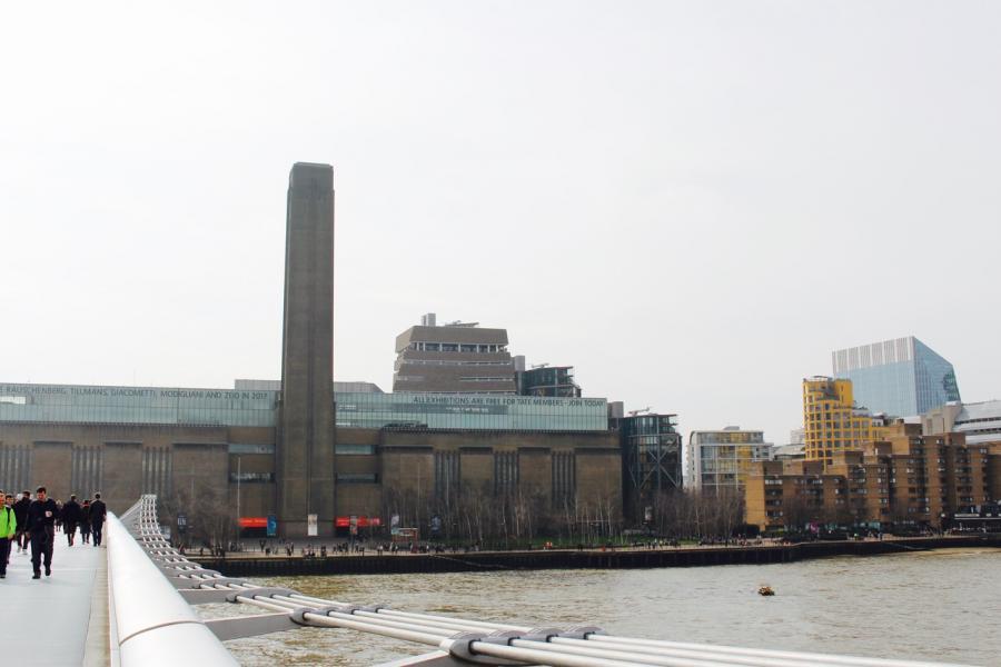 les plus belles vues de Londres !