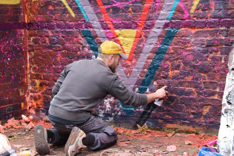 Visites guidées street art London