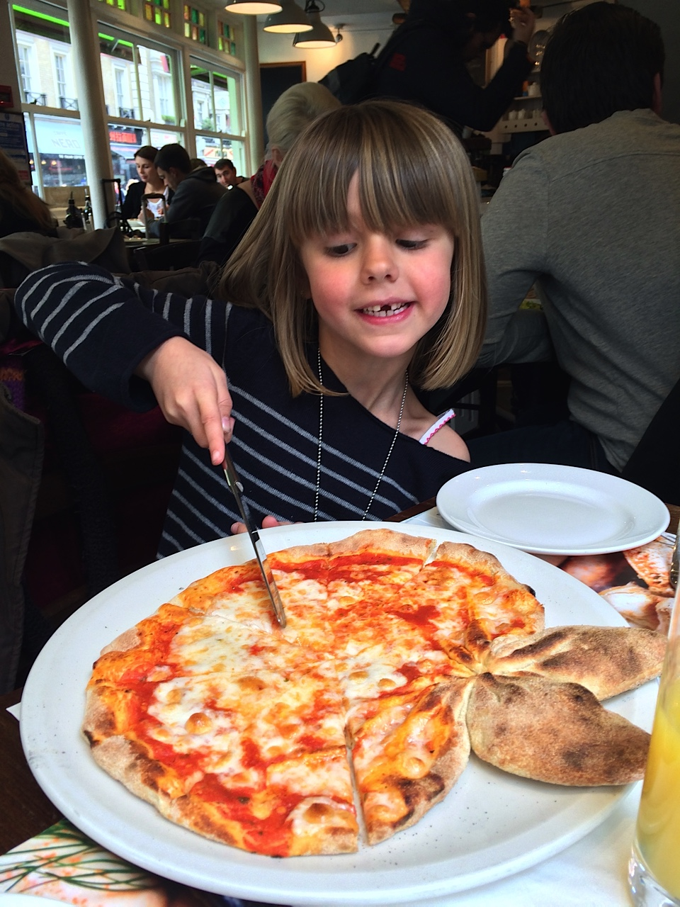 Spaghetti House London review