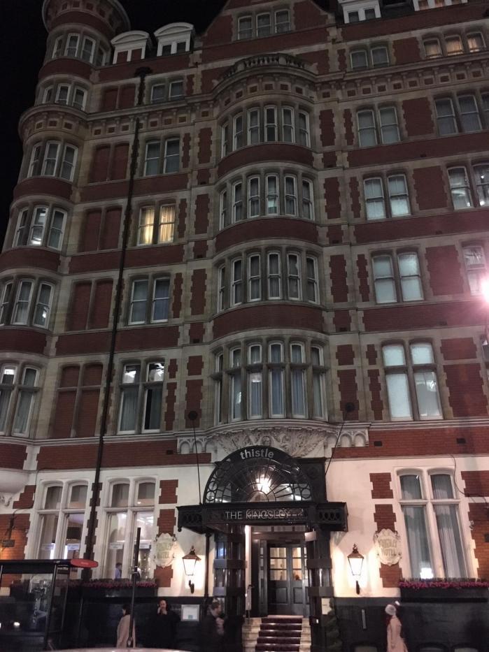 Le Kingsley Hotel