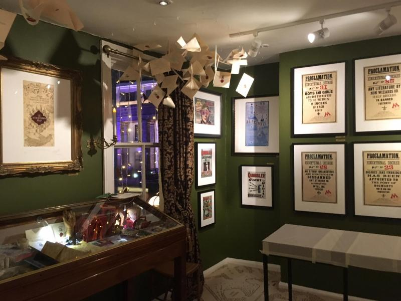 House of MinaLima