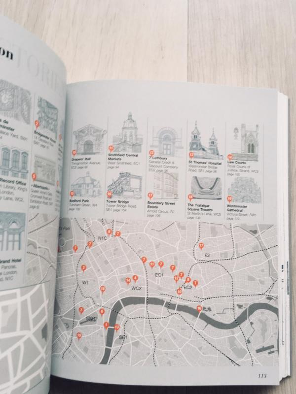 Week-end lecture #157 : Comprendre l'architecture de LONDRES