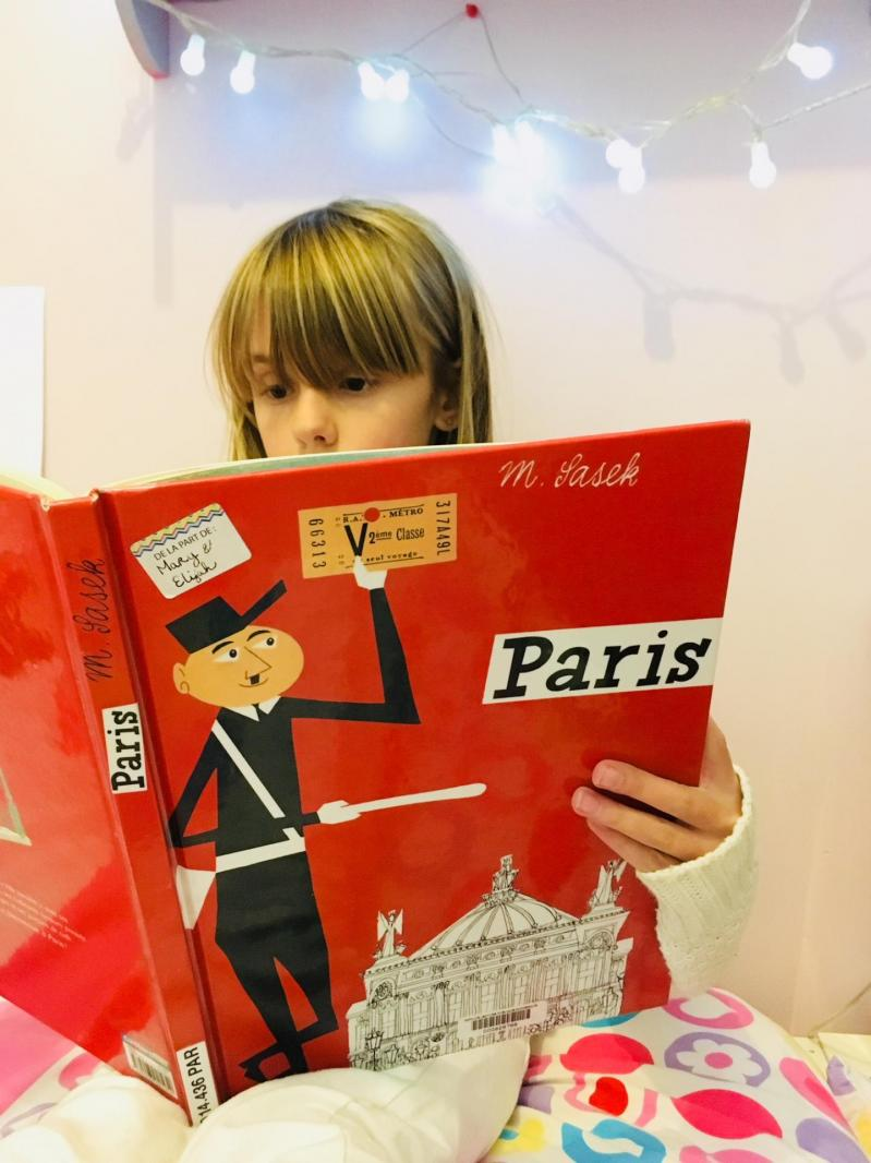 Week-end lecture #159 : This is Paris