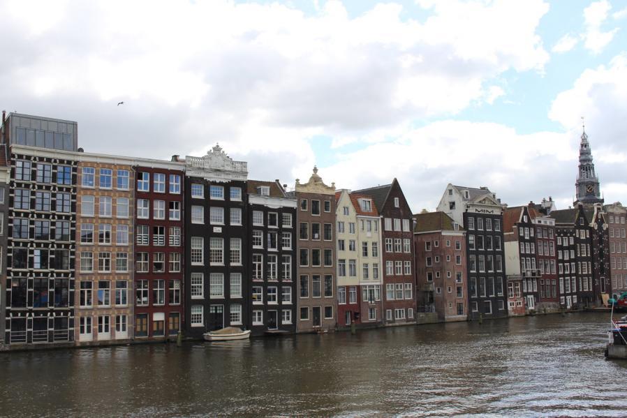 Un tour d'Amsterdam en clichés !