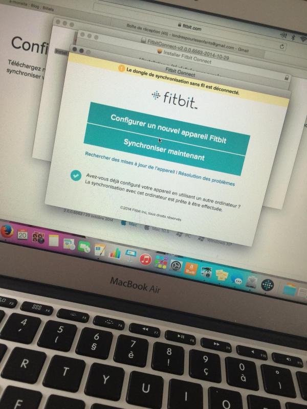 Fitbit Flex comment ça marche?