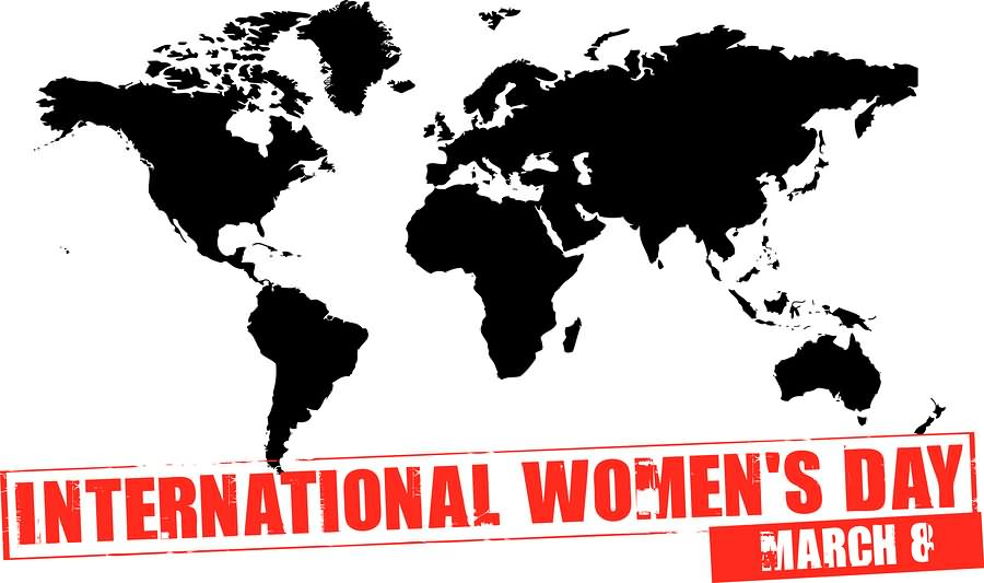 International womens day march 8 picture