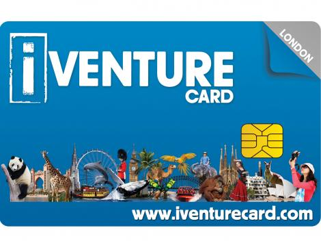 Iventure london card