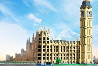 Lego big ben 545007