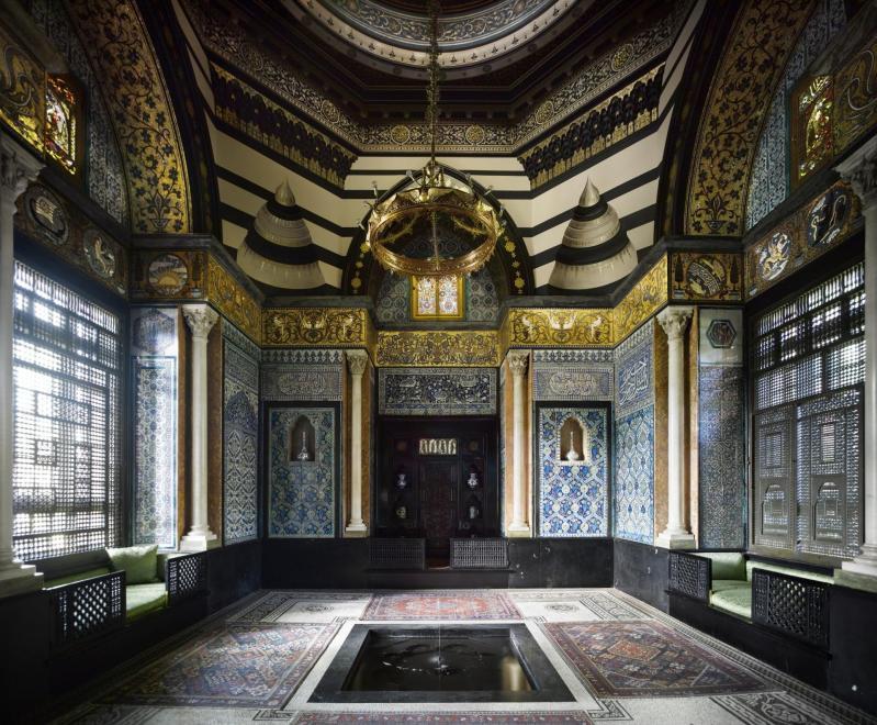 La Maison de Leighton, un palais d'orient au coeur de Londres