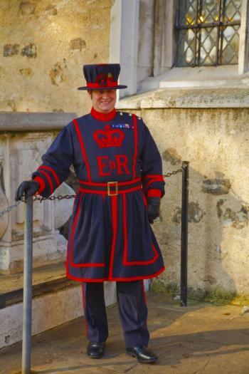 La cérémonie des clefs à la Tour de Londres