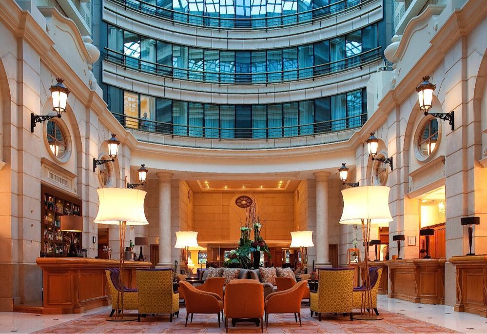 Lobby horizontal