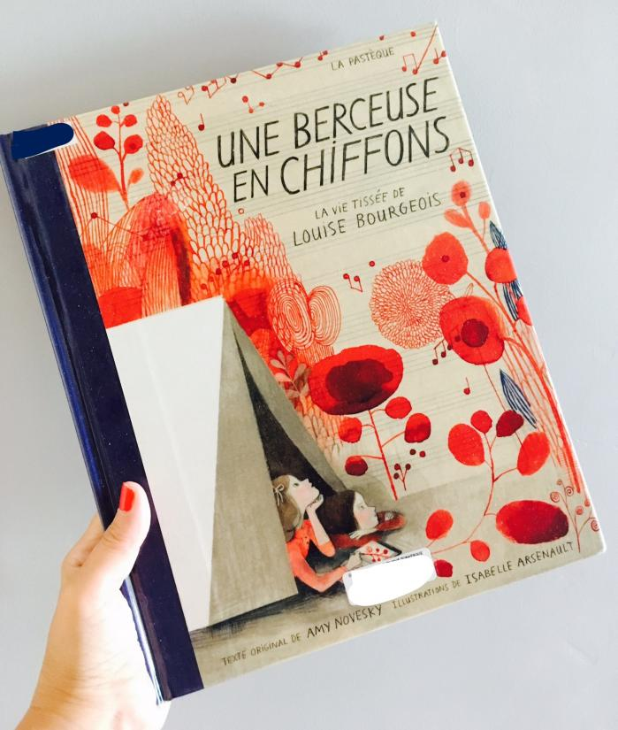 Une berceuse en chiffons, la vie tissée de Louise Bourgeois