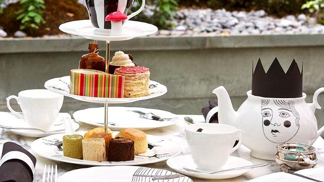 Mad hatters afternoon tea at sanderson bc0f16d5658defe52a54eb12799f0465