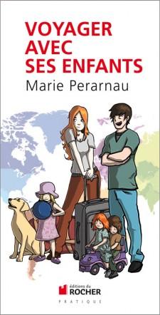 Marie perarnau voyager avec ses enfants 9782268075372 1