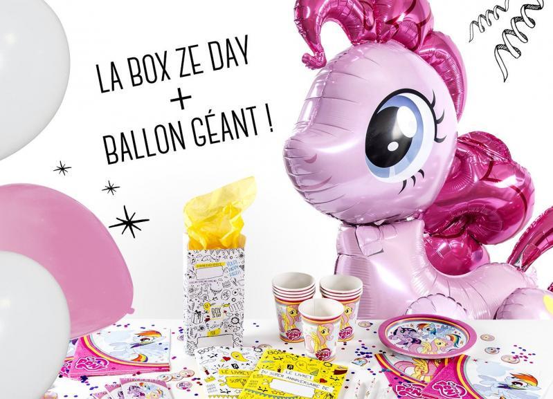 Fêter son anniversaire comme il se doit avec Box Ze Day !
