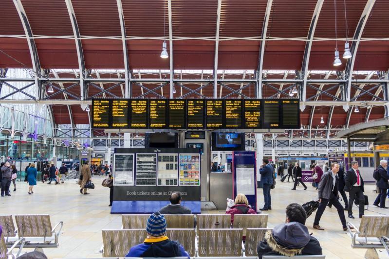 Les plus belles gares de Londres