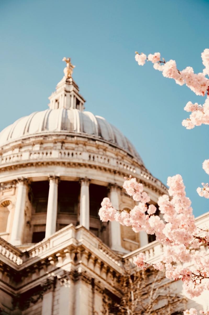 Londres en mai