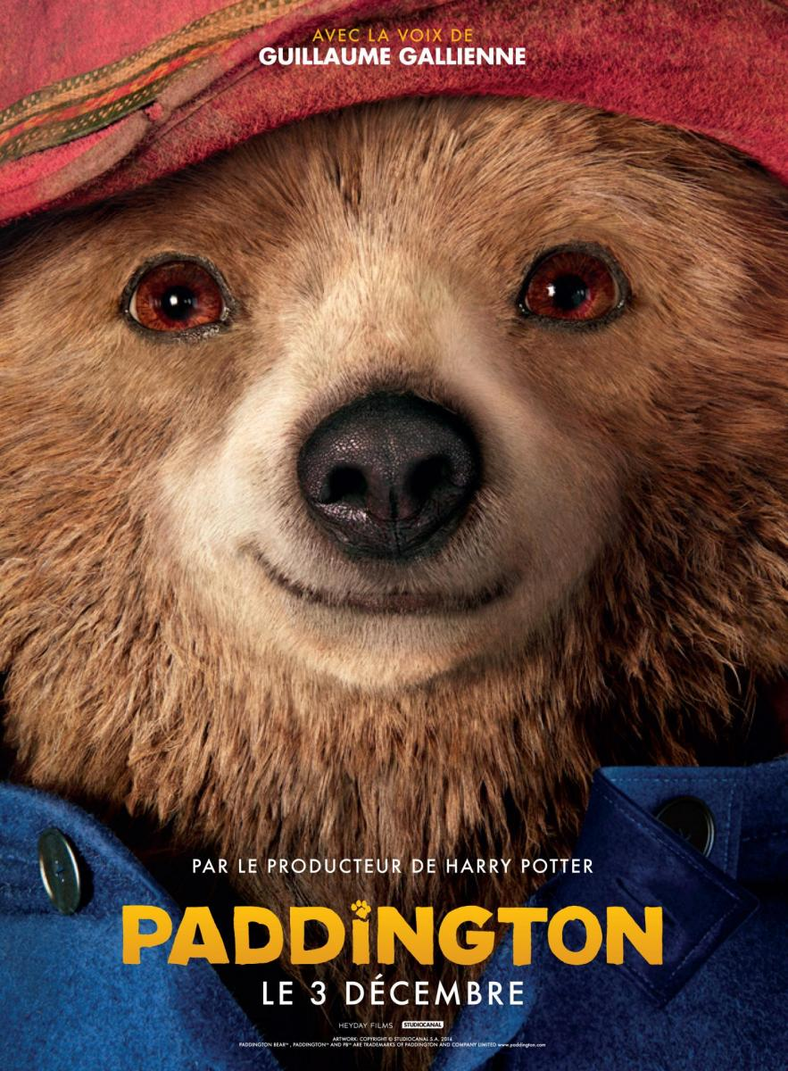 Paddington affiche hd