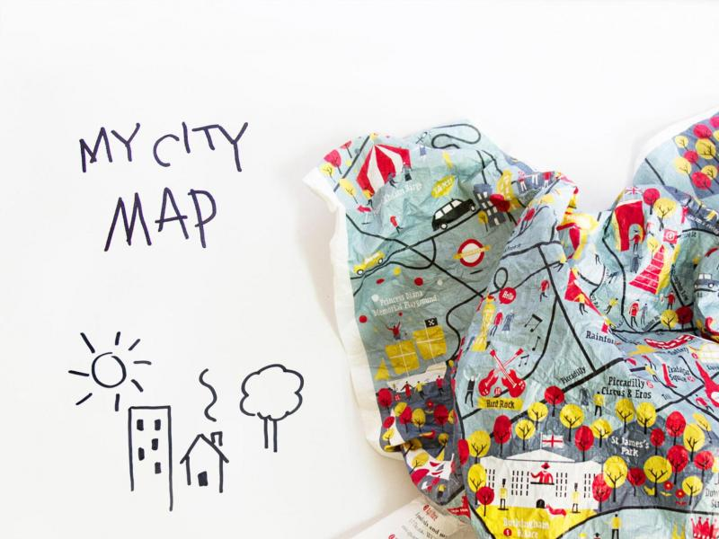 Crumpled City Junior