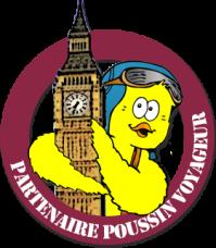 Poussin bigben logo