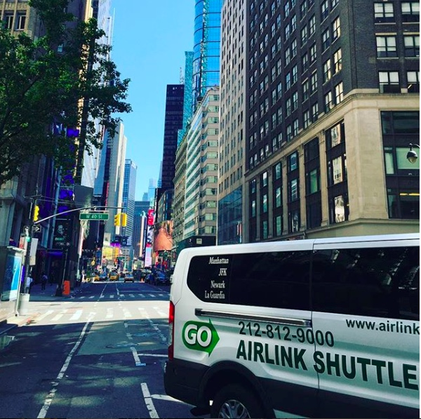 Go airlink Shuttle review