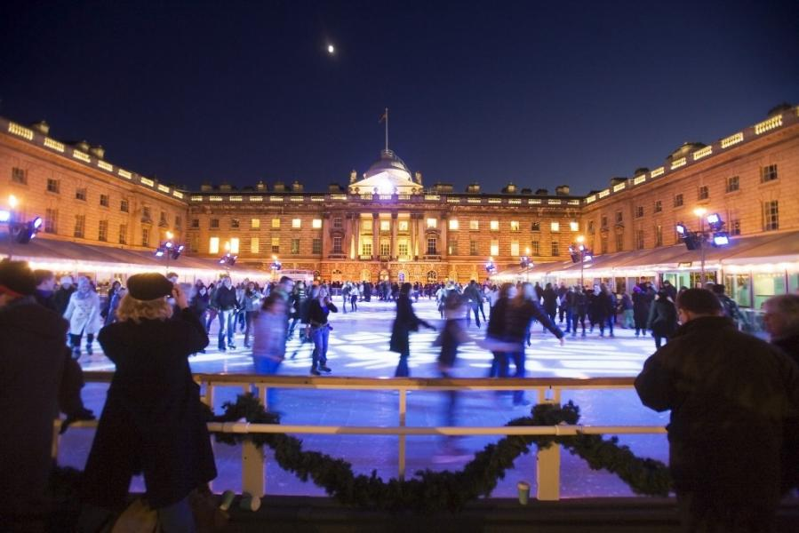 Somerset House Patinoire
